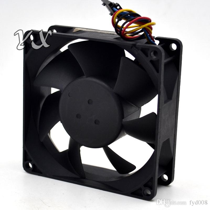 Cooling fan For FOXCONN PV903212PSPF 0B DC 12V 0.60A 4 wire 5-pin 90mm 92X92X32mm