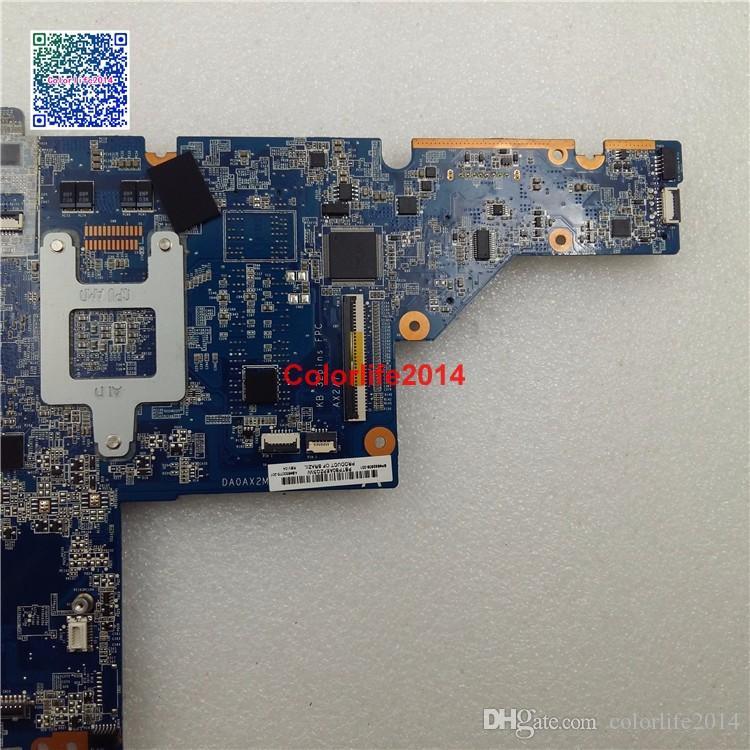 DA0AX2MB6E1 592809-001 Für HP Pavilion G42 G62 Motherboard ohne Grafikkarte vollständig getestet