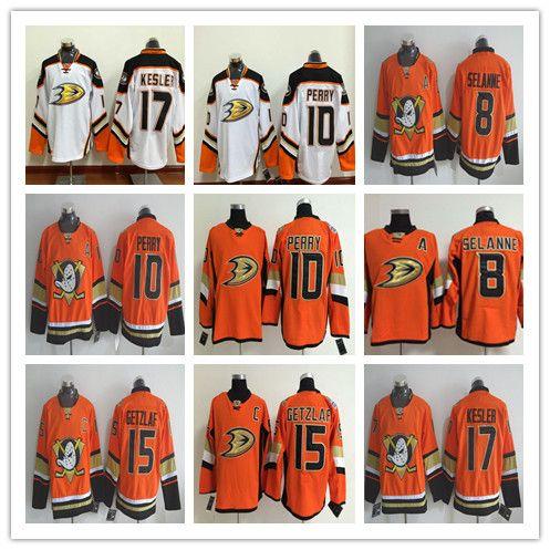 c8cc1c1bb ... spain 2017 8 teemu selanne jerseys hockey anaheim ducks 15 ryan getzlaf  10 corey perry 17