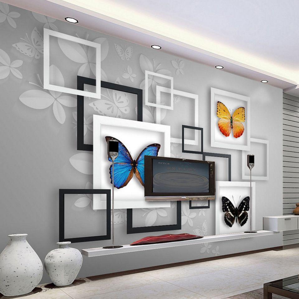 Premium Wallpaper 3d Stereo Geometry Abstract Art Dream