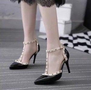 fbd72ecda2 Wholesaler Factory Price Hot Seller Platform High Heel Shoe Sweet Fashion  Lady Rivet Women ShoeI02 Wedding Shoes Wedges Beach Sandals From  Makeyourorder, ...