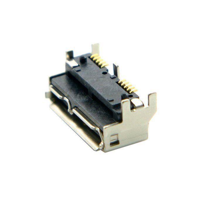 Micro Usb 3.0 10pin Female Socket Receptacle Board Mount Smt Type ...