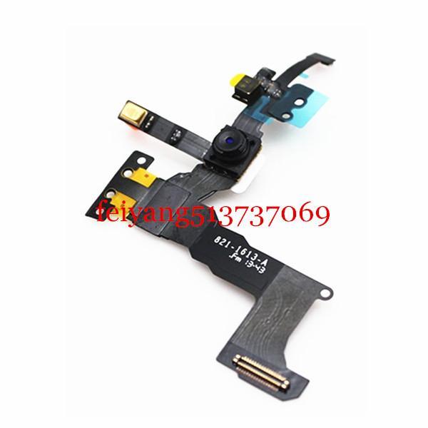 Caméra originale avant avec capteur Flex Câble pour iPhone 5c pièces de rechange téléphone portable ruban câble flex