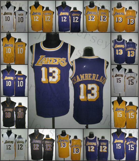 cb48740c3 ... Jersey 21 Adidas Black Mens Alternate Adidas81884 2017 Los Angeles  Shirts Basketball Men Youth Lakers