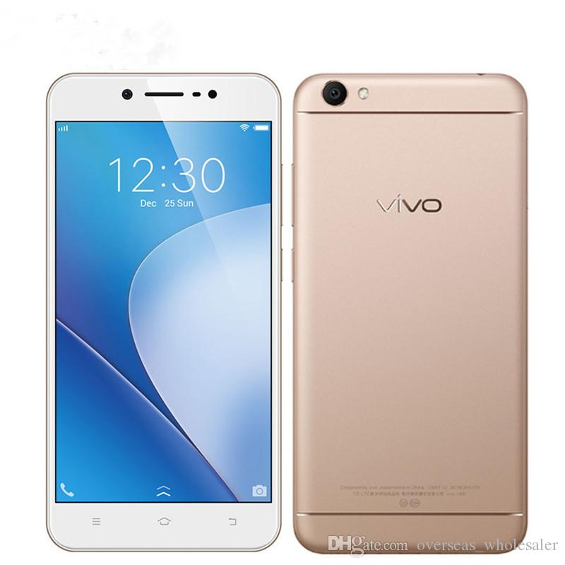 Original Vivo Y66 L 4G LTE Mobile Phone Snapdragon 430 Octa Core 3G RAM 32G  ROM Android 5 5 IPS 2 5D Glass 13 0MP OTG Smart Cell Phone New