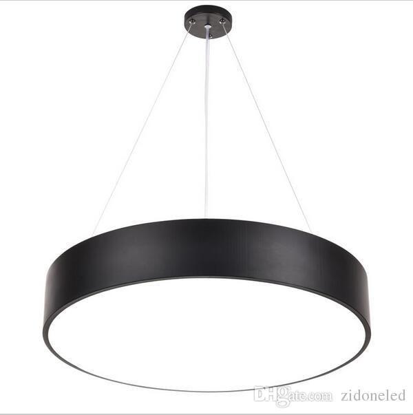 Discount Modern Minimalism Led Hanging Lights Suspension Lighting