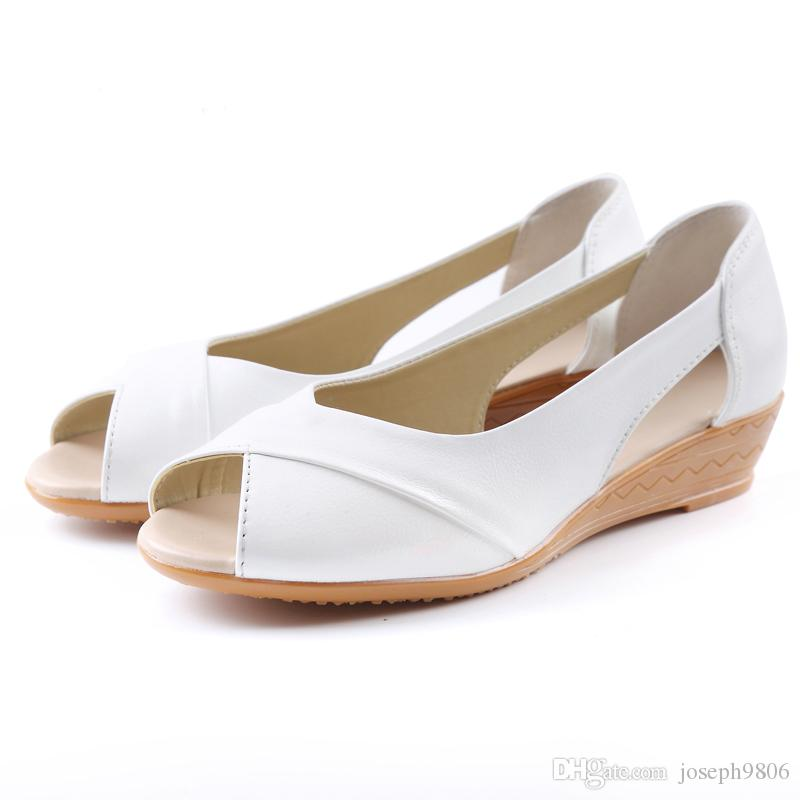 75722a1f34831 Fashion Spring And Autumn Footwear Ladies Sandal Shoes Middle Heel  Bridesmaid Shoes Pumps Shoes From Joseph9806