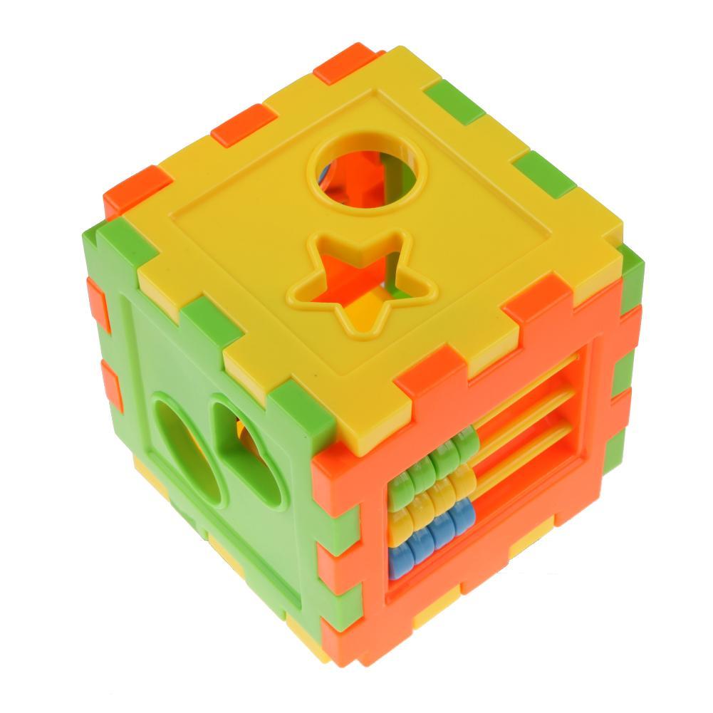 Baby Bunte Block Spielzeug Bricks ABS Kunststoff Passende Blöcke Baby Kinder Intelligenz Pädagogisches Sortierbox Spielzeug