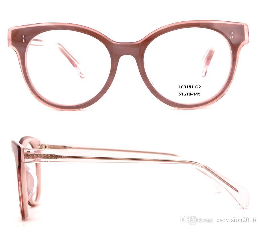 Großhandel 2017 Mode Optische Mode Brillen Rahmen Für Frauen Herren ...