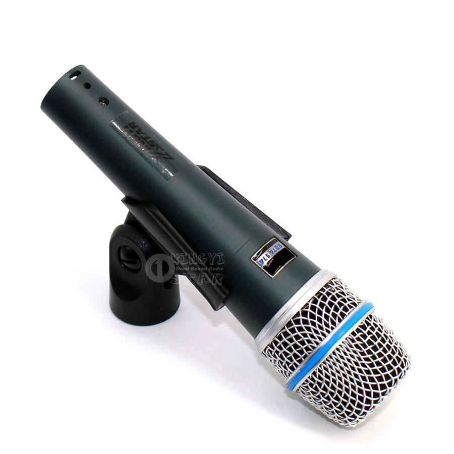 BETA57A Wired Super Cardioid Karaoke Microphone Dynamic Mic For BETA 57A Mixer Audio Stage Singer Sing Handheld Mike Microfone
