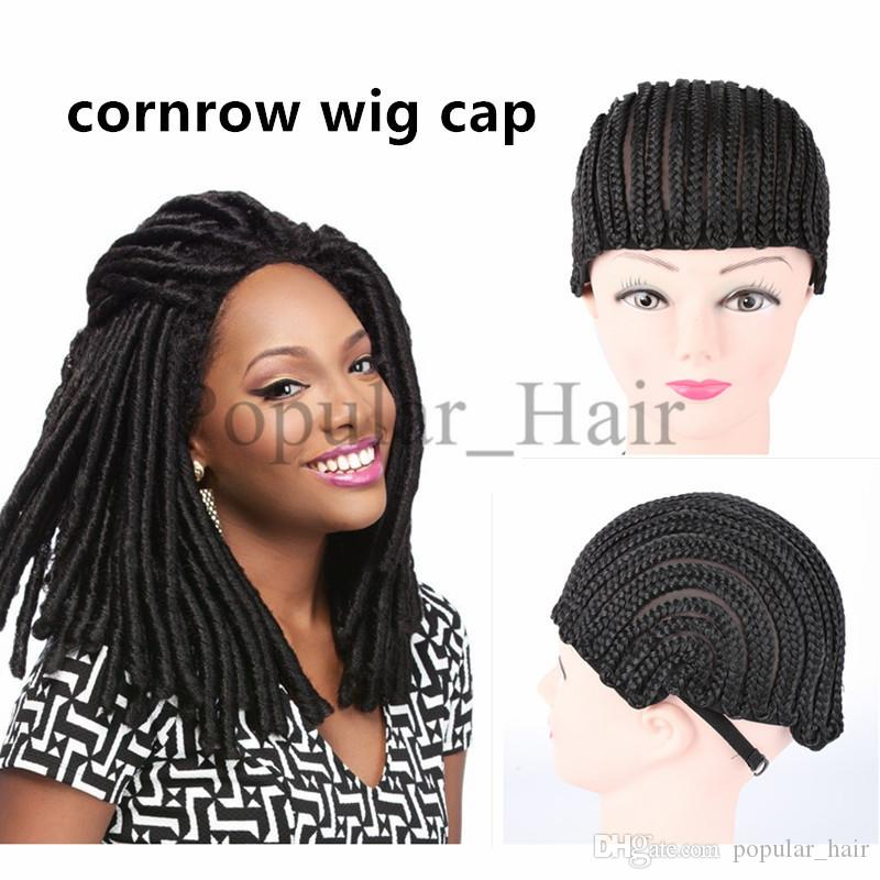 Popular Hair For Cornrow Wig Caps For Making Wigs Cap
