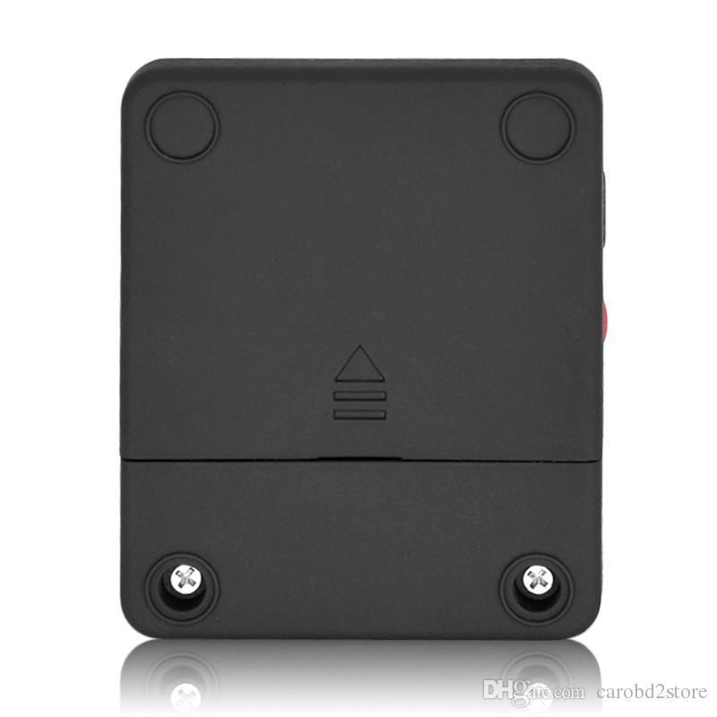 Ultime videocamere Mini X009 GPS Tracker Mini videocamera Monitor Videoregistratore SOS GPS DV Telecamera GSM 850 900 1800 1900 MHz telecamera nascosta spia cam