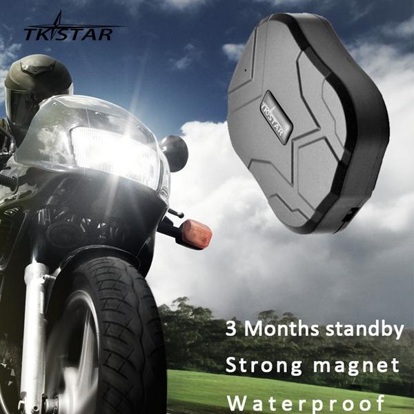 TKSTAR TK905 camión vehículo Rastreador Car GPS Localizador en espera 90 días Impermeable imán Tiempo real Posición Lifetime Free Tracking
