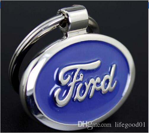 2018 Ford Logo Key Chain Model Toy 110 8 11cm Long High Quality Fawkes Mondeo Car Metal Material From Lifegood01 2211