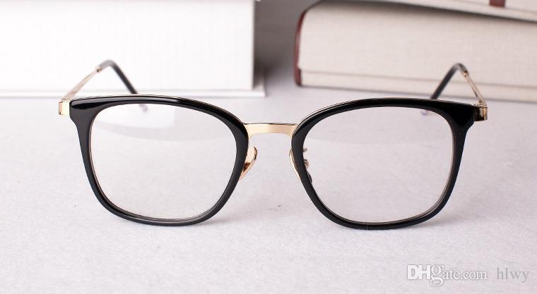 Nouveaux cadres de lunettes de soleil TB-912 cadre de lunettes cadre de restauration des manières antiques oculos de grau hommes et femmes montures de lunettes de myopie
