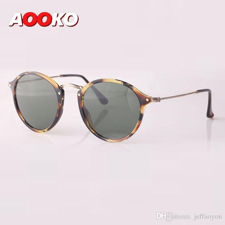 7a90b0b9dfc Hot Arrival Top Quality Women Retro Round Sunglasses Men Brand ...