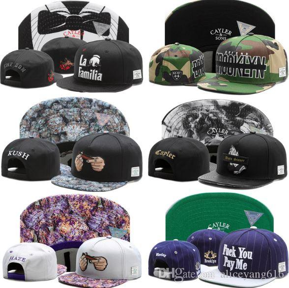 Hot Selling Cayler Sons Caps Hip Top Snapback Cap Munchies Cap Men ... 4fb34a03140