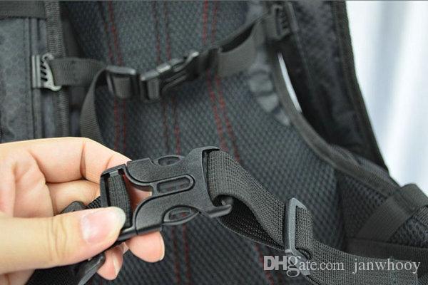 Envío gratis Estilo popular KTM mochila Bolsa de agua / Viaje mochila / motocicleta mochila / mochila diaria bolsas Bolsas Mochilas