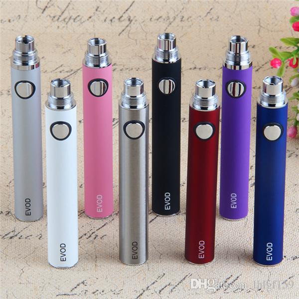 Electronic Cigarette EGO vape pen batteries 650 mAh 900mAh 1100mAh eVod battery ecigs vapes