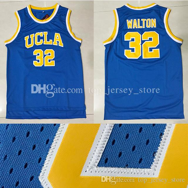 045dfbec40de ... Wholesale 2017 UCLA 32 Bill Walton College Jersey 100% Stitched College  Basketball Jerseys High Quality ...