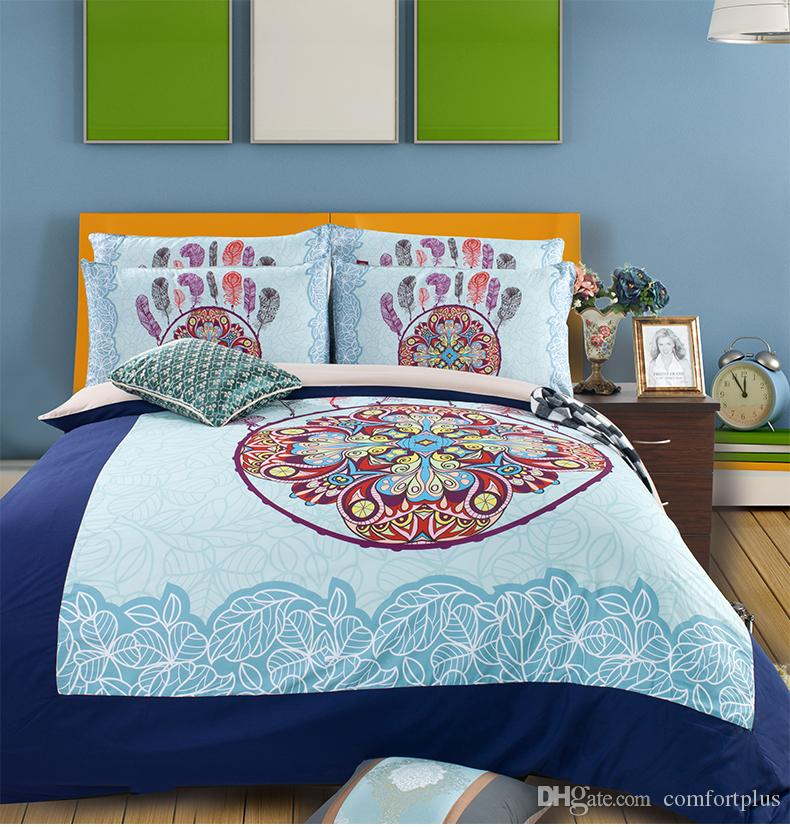 dreamcatcher duvet cover set //quilt cover bedsheet pillowcase