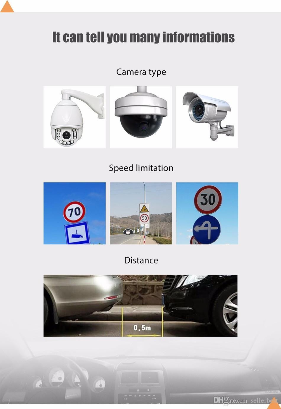 K KA X Car Speed V6 Laser Radar Detector Voice Alert Warning 16 Band Auto 360 Degree Russia English Voice Alarm System