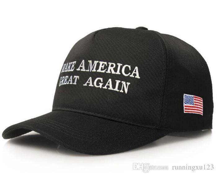 Tornar a América Grande Novamente Carta Hat Donald Trump Republicano Snapback Chapéus Esportes Bonés de Beisebol DOS EUA Bandeira Das Mulheres Moda Cap R021