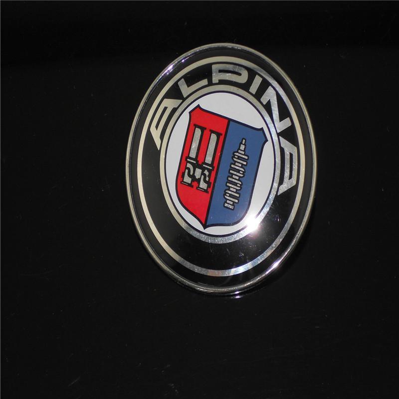 20 قطعة / الوحدة 82 ملليمتر شعار شارة ل ألبينا كروم بونيه هود ل e9 e21 e28 e30 e46 e87 e90 شحن مجاني