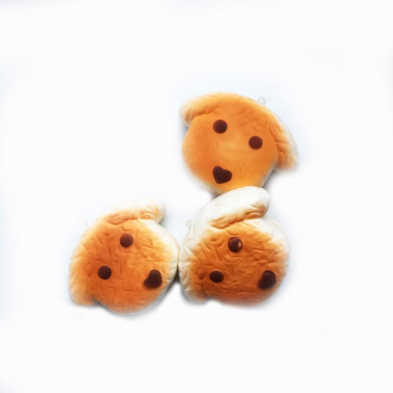 Squishy Toy hamburguesa conejo perro oso squishies Levantamiento lento 10 cm 11 cm 12 cm 15 cm Apretón suave Correa linda regalo Estrés juguetes para niños D10 10
