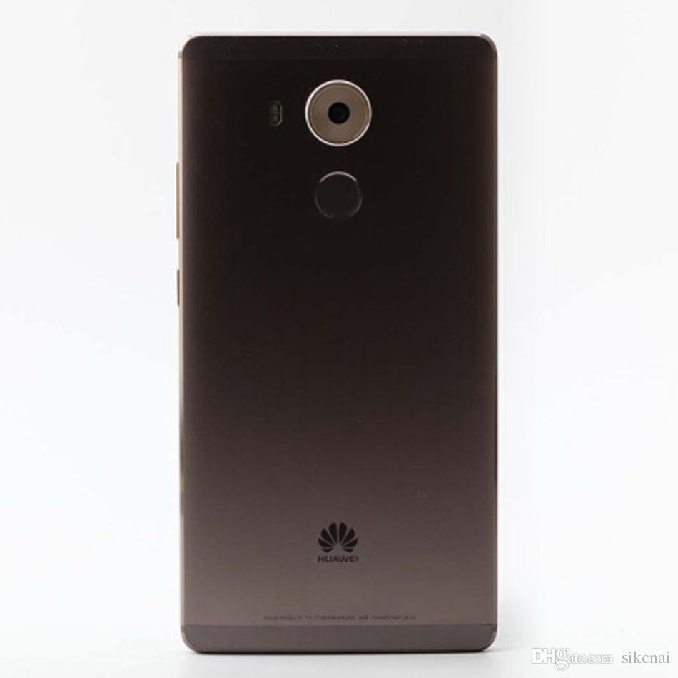 huawei Mate 8 Unlocked Smartphone with 16 MP camera, 4 GB RAM/32GRAM, 64 GB/32G Memory Dual Sim, global Warranty - International Version