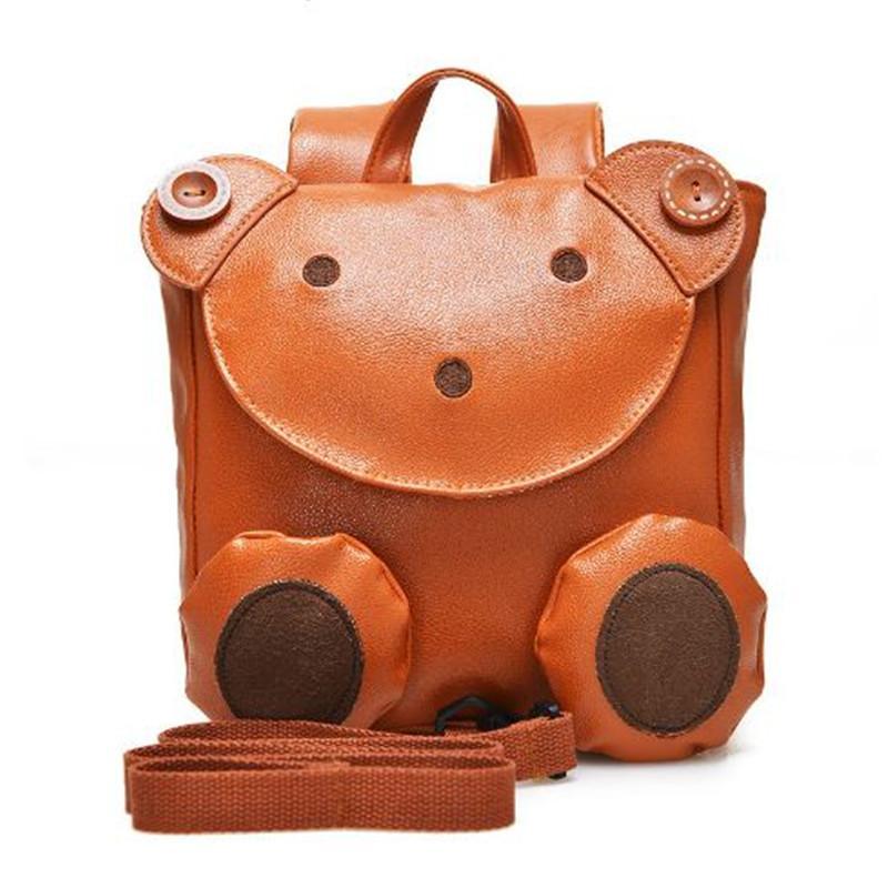 Sac à dos mignon enfant bébé enfant de sécurité laisse de sécurité sac à dos enfant anti-perdu bébé sac à dos Harnais Strap Sackpacks Kid335