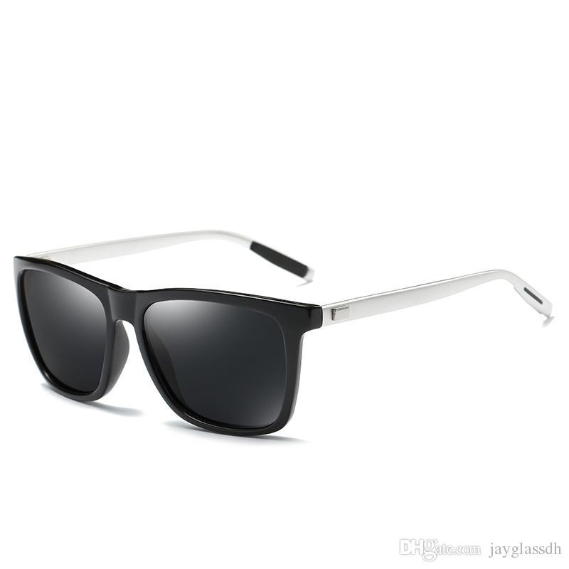 125c735fe89c Good Quality New Polarized Sunglasses Men Fashion Eyewear Travel Man Retro Driving  Sunglass Outdoor Sport Eyewear Men Casual Sunglasses Sports Sunglasses ...