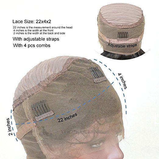 360 Dantel Frontal Peruk su dalgası Ön Koparıp Saç Çizgisi 360 tam dantel İnsan Saç Peruk Siyah Kadınlar için Kıvırcık Saç Peruk 150% yoğunluk