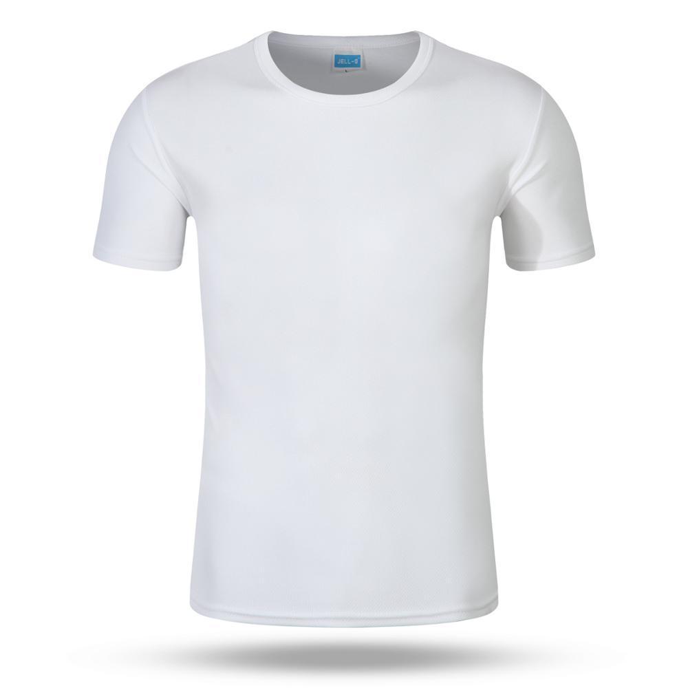 c65a239bb1 Compre Atacado DaEggTa Camiseta De Algodão Homens 4XL 2017 Verão Sólido  Camisetas Masculinas Casuais Tshirt Moda Mens De Manga Curta Camiseta Slim  Fit De ...