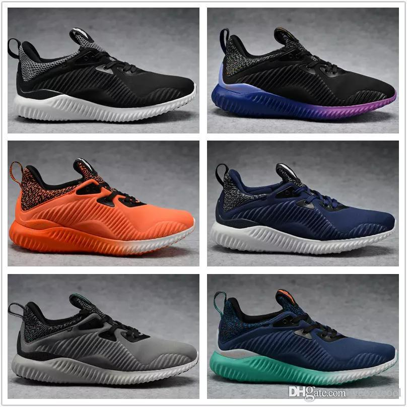 outlet comfortable Wholesale Cheap alphabounce Y 330 Boost Black Blue 2017 Men's & Women's Basketball Shoes Fashion Running shoes Sneakers Shoes Free Shipping discount cheap clearance the cheapest sale view kOvmIgejUV