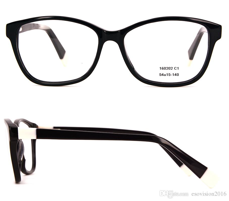 New Arrival 2017 Fashion Spectacles Frame for Women Men Discount ...