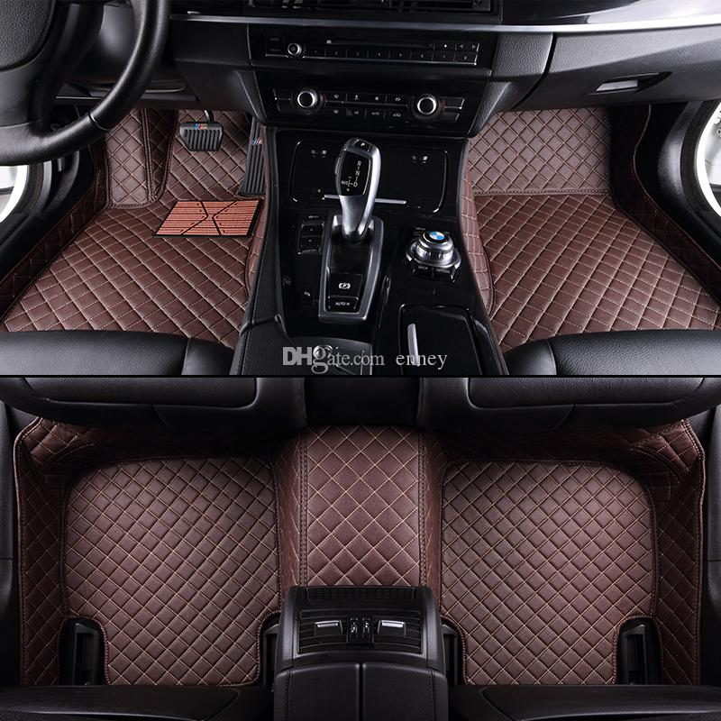2017 toyota custom fit leather floor mats for sienna 2007 2017 all