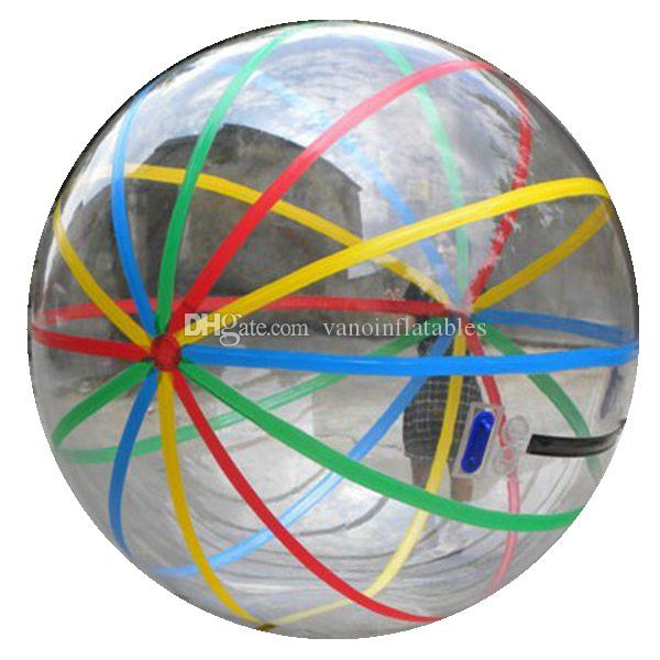 Free Delivery 7 Feet Waterball Walking Balls Water Zorb for Inflatable Pool Games Dia 5ft 7ft 8ft 10ft