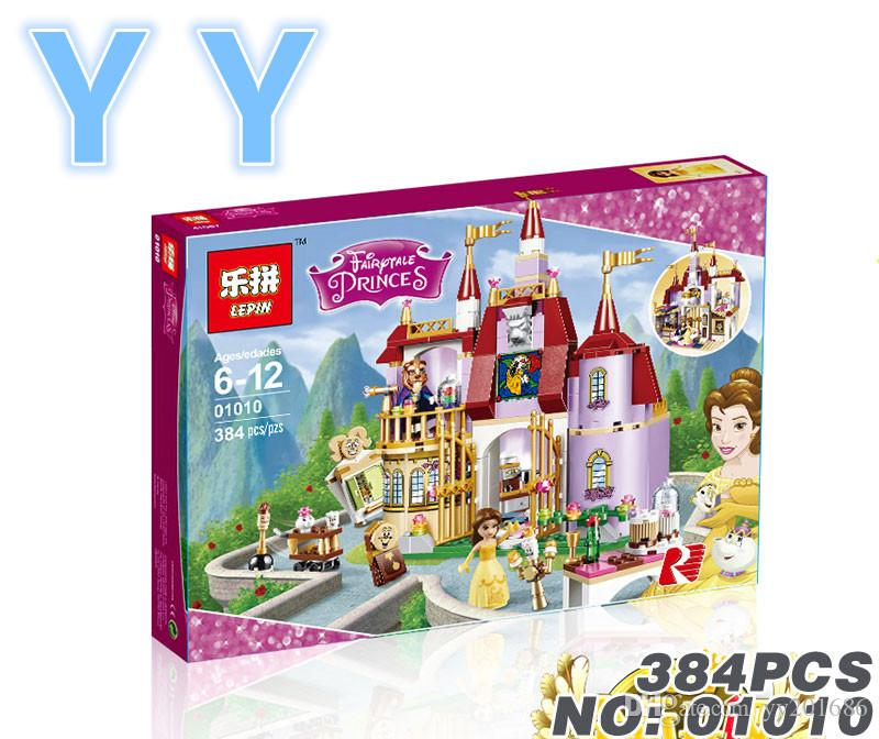 2018 Lepin 01010 Girls Seriers Princess Bell'S Enchanted Castle Beauty And  Beast Gift Compatible 41067 Building Blocks Toys From Yy201686, $16.09 |  Dhgate.