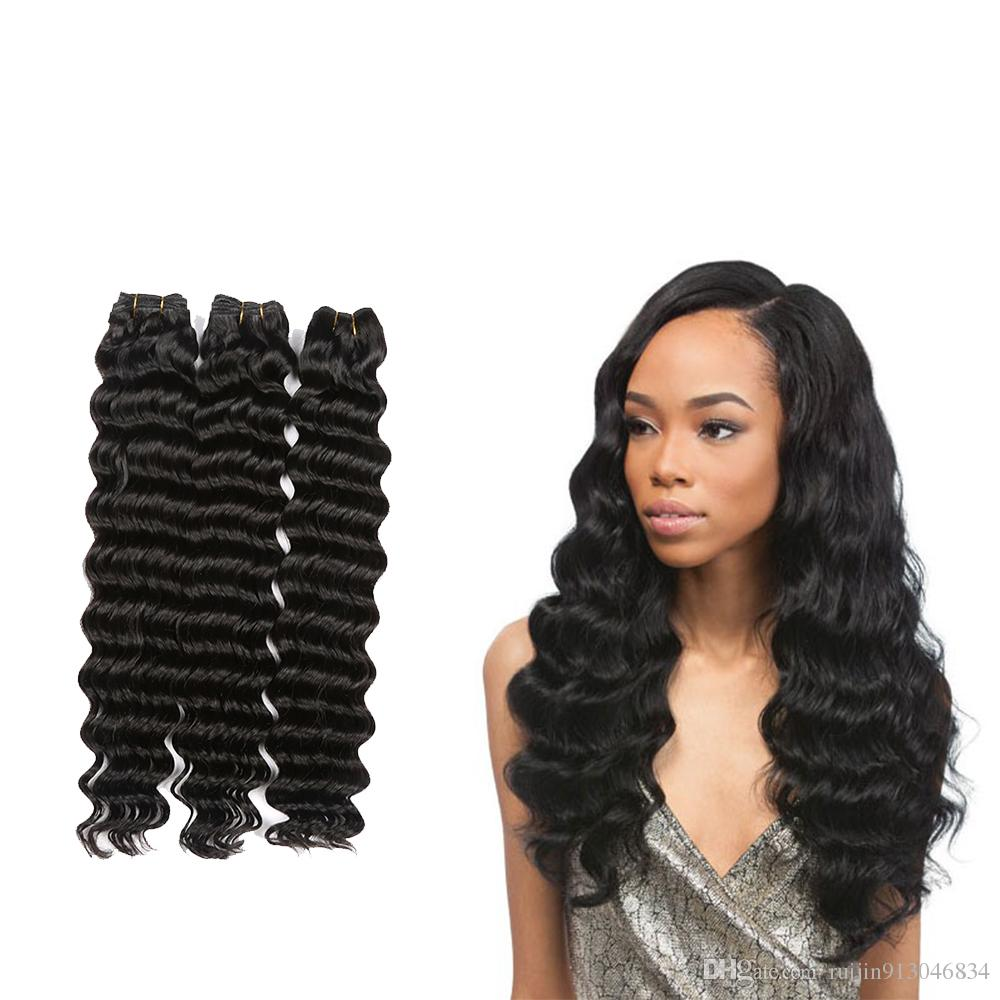 Indian Curly Virgin Hair 3 Bundles 12 30inch Indian Deep Wave Virgin