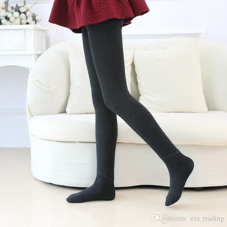 Children Kids Girls Proffessional Dance Ballet Tights Soft Microfiber Socks Dance Leggings Whole thick velvet pantyhose bullet force