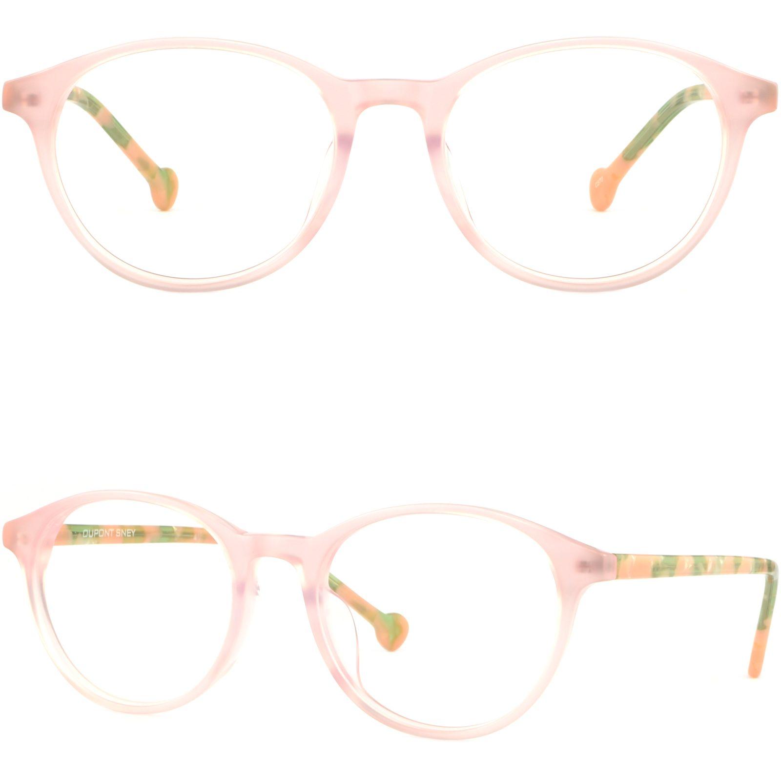 44a202270a Brille Light Womens Plastic Frames Thin Acetate Glasses Pink Brillengestell  Fassung Damenbrille Rund Kawasaki Eyeglasses Frames Lei Eyeglass Frames  From ...