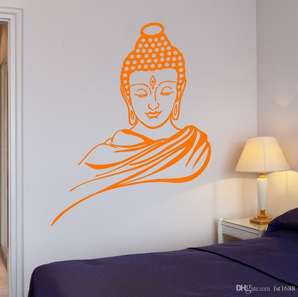 Fx 13 home decor wall sticker religion buddhism buddha meditation fx 13 home decor wall sticker religion buddhism buddha meditation wall sticker decal vinyl art home decor large wall transfers letter wall decals from amipublicfo Gallery