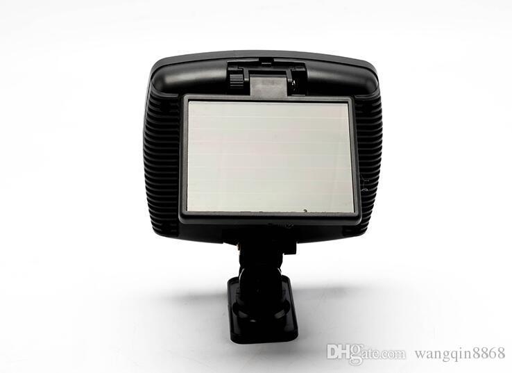 PIR Lámpara de pared LED con alimentación solar 30 LED / LED Luces Luz de pared Ray / Sensor de movimiento Luz Detección de movimiento Camino Jardín Luz de jardín