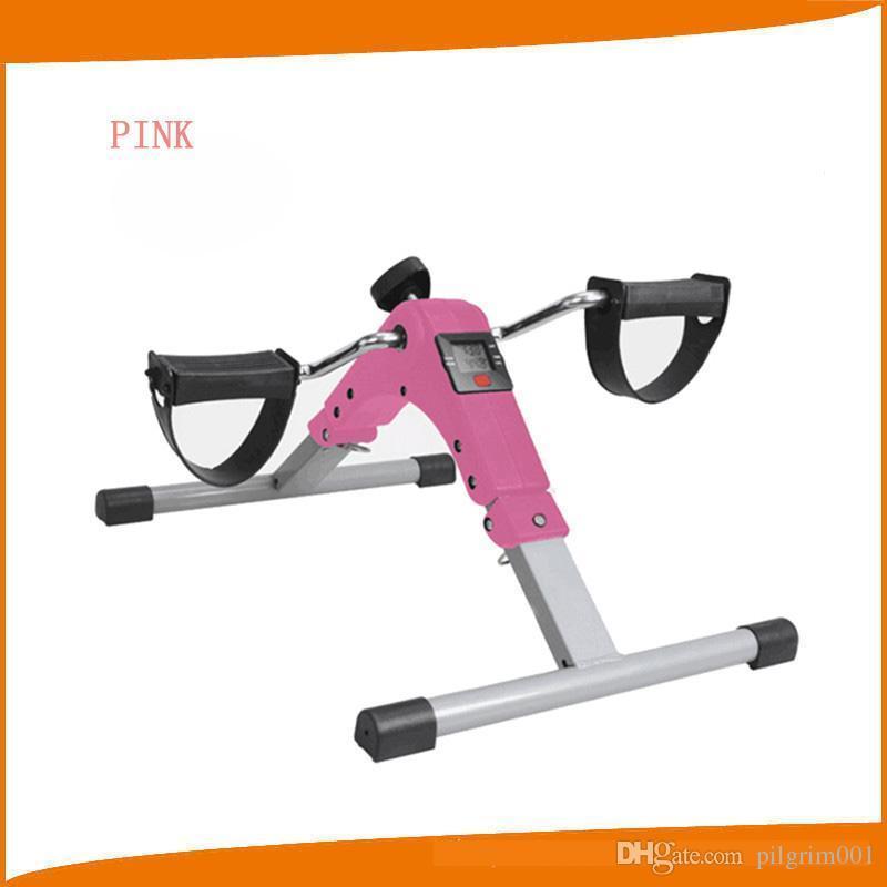 Freeshiping equipamentos De Fitness casa de fitness mini bicicleta pedal Aeróbica de Fitness interior mini bicicleta Exercício Máquina Equipamentos