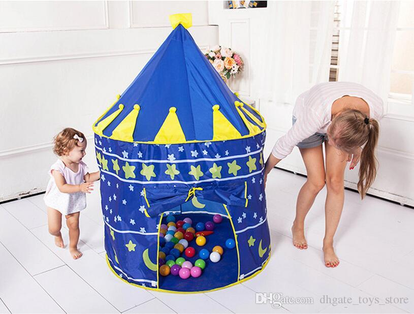 Children Beach Tent Indoor Outdoor Toys Tents Portable Folding Play Tent Kids Castle Cubby Play House Children Beach Tent Outdoor Play Tent Kids Castle ...  sc 1 st  DHgate.com & Children Beach Tent Indoor Outdoor Toys Tents Portable Folding ...