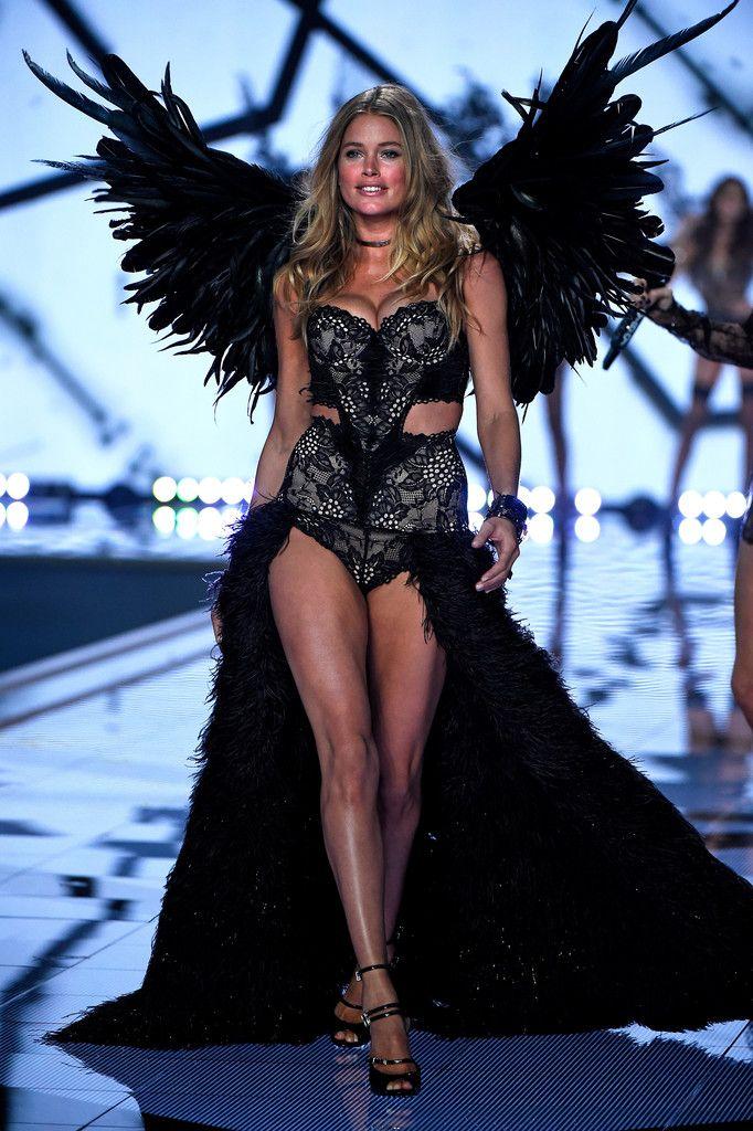costume angel Sexy black