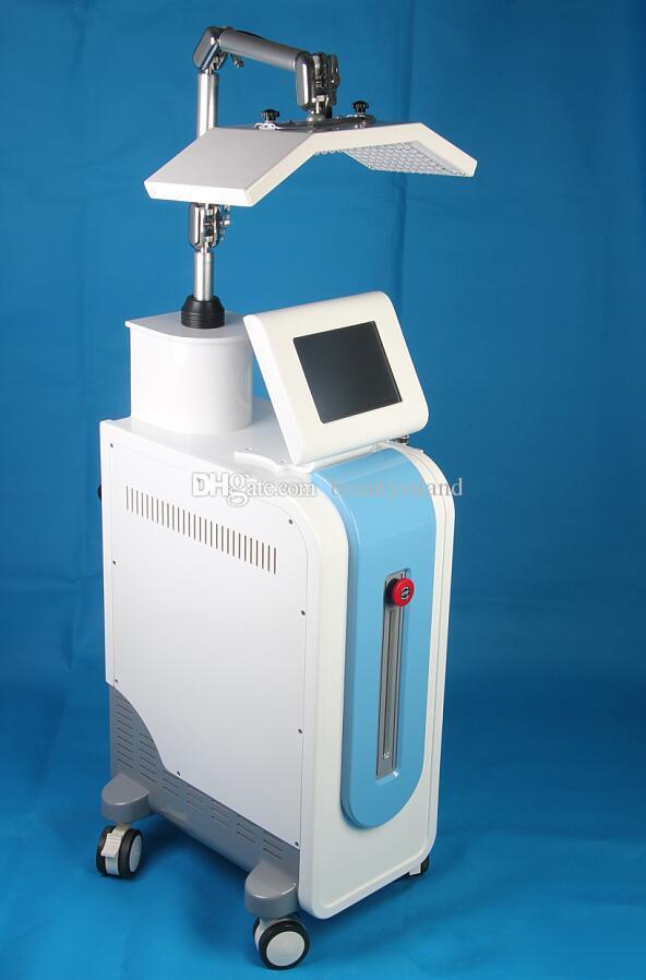 피부 회춘을 위해 7 일 Hydrafacial 다이아몬드 미세 박피 산소 제트 필링 바이오 미세 전류 스킨 스크러버 PDT LED 라이트 치료