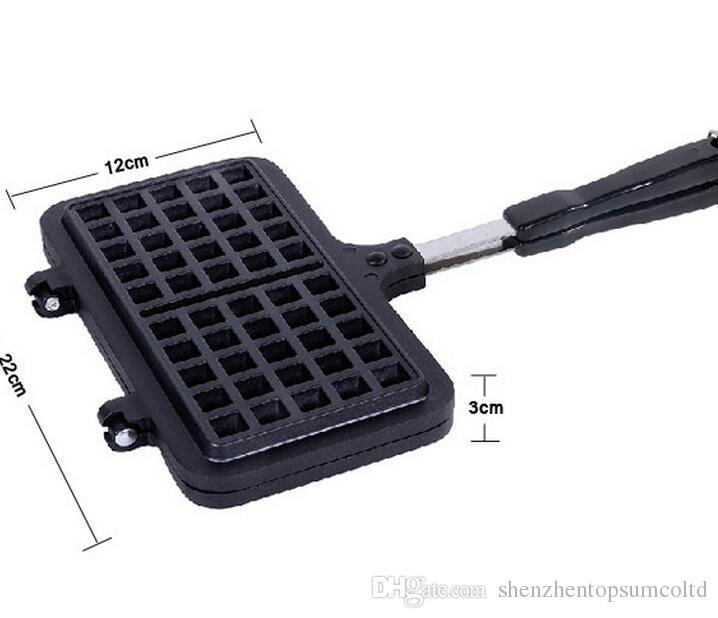 Gorąca sprzedaż non-stick fryer patelnia podwójna bajki grill fry patelnia