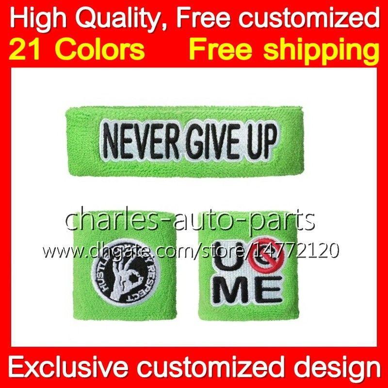 VIP HOT COOL !! 100%NEW Purple wristband John cena purple sweatbands wristbands sweatband and